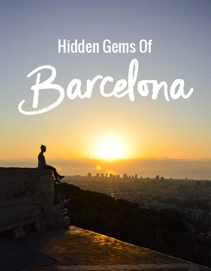 Hidden Gems of Barcelona