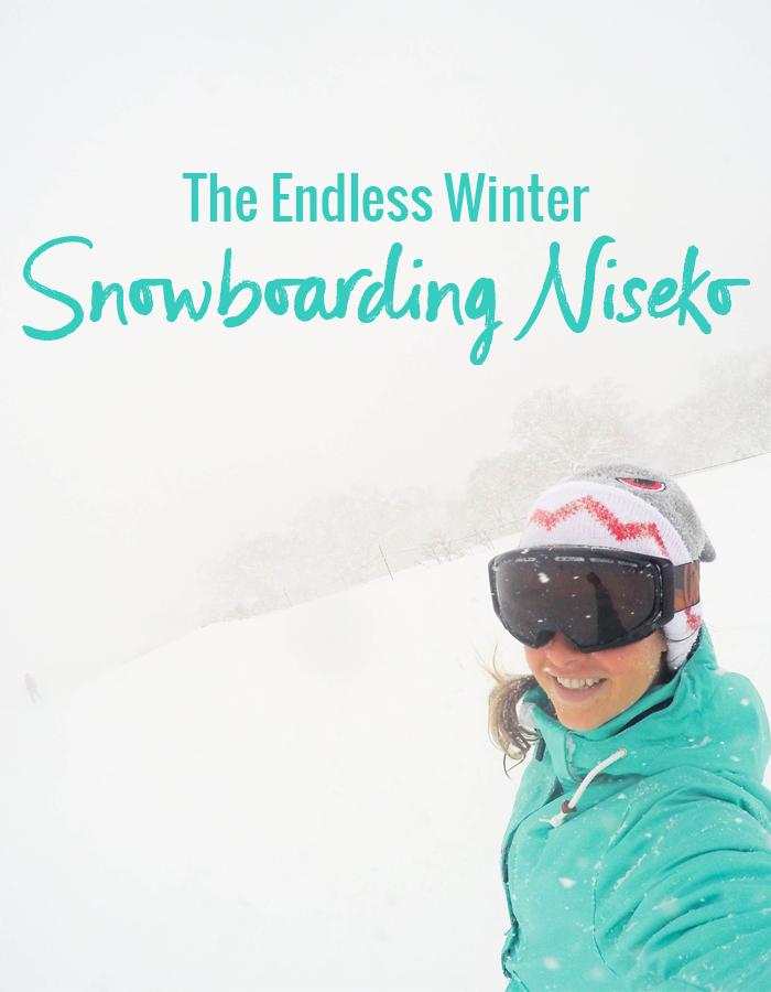 The Endless Winter - Snowboarding Niseko