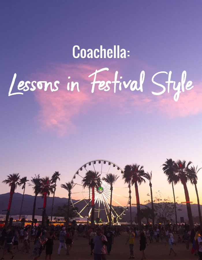 Coachella: Lessons in Festival Style