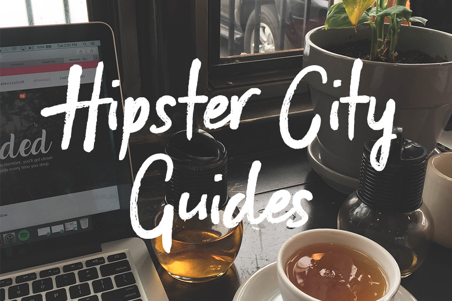 Hipster City Guides