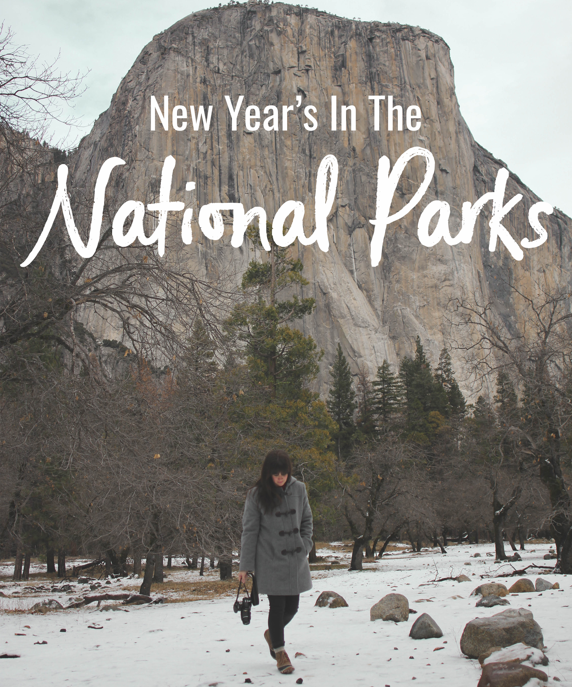 New Year's in the National Parks