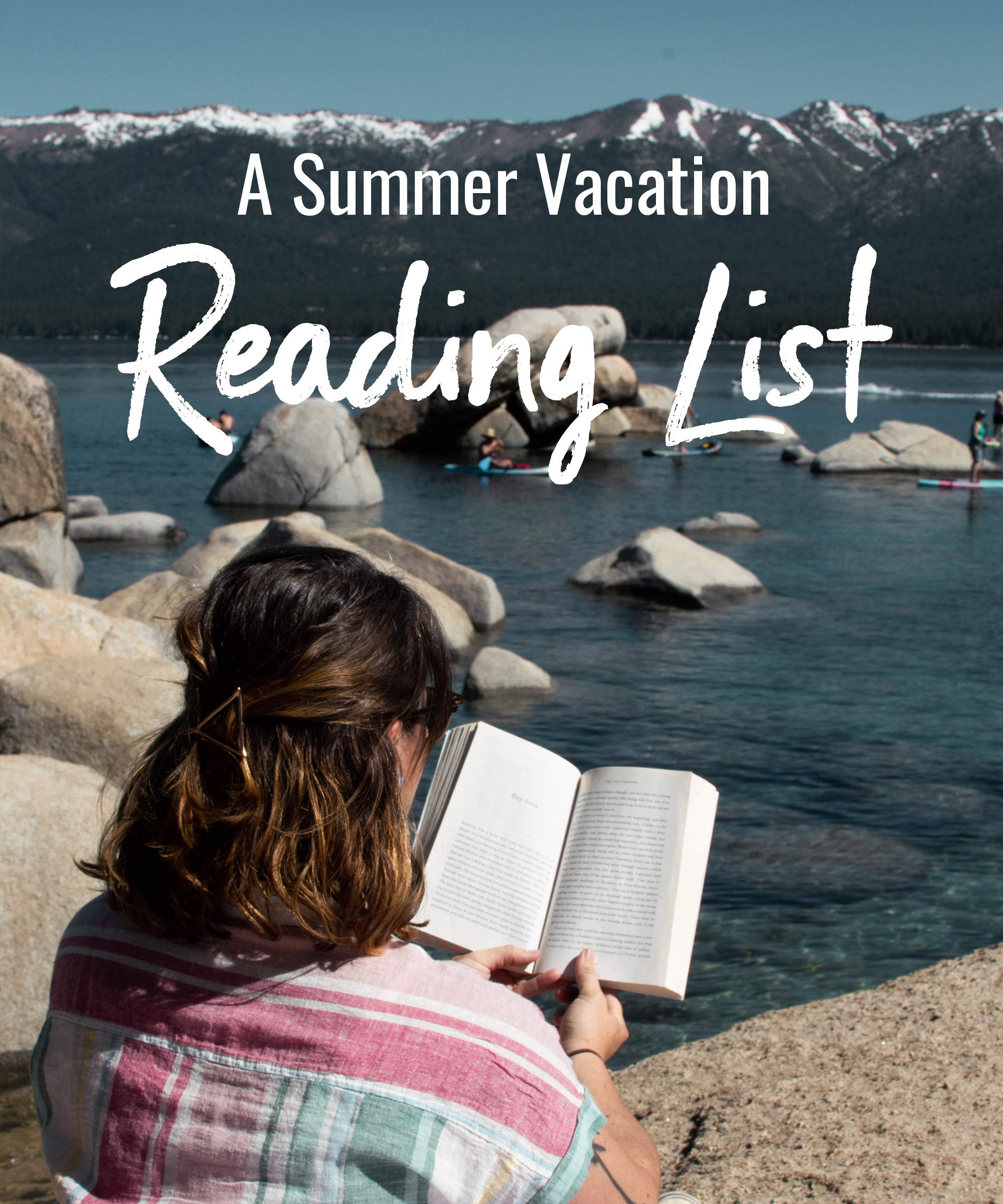 A Summer Vacation Reading List