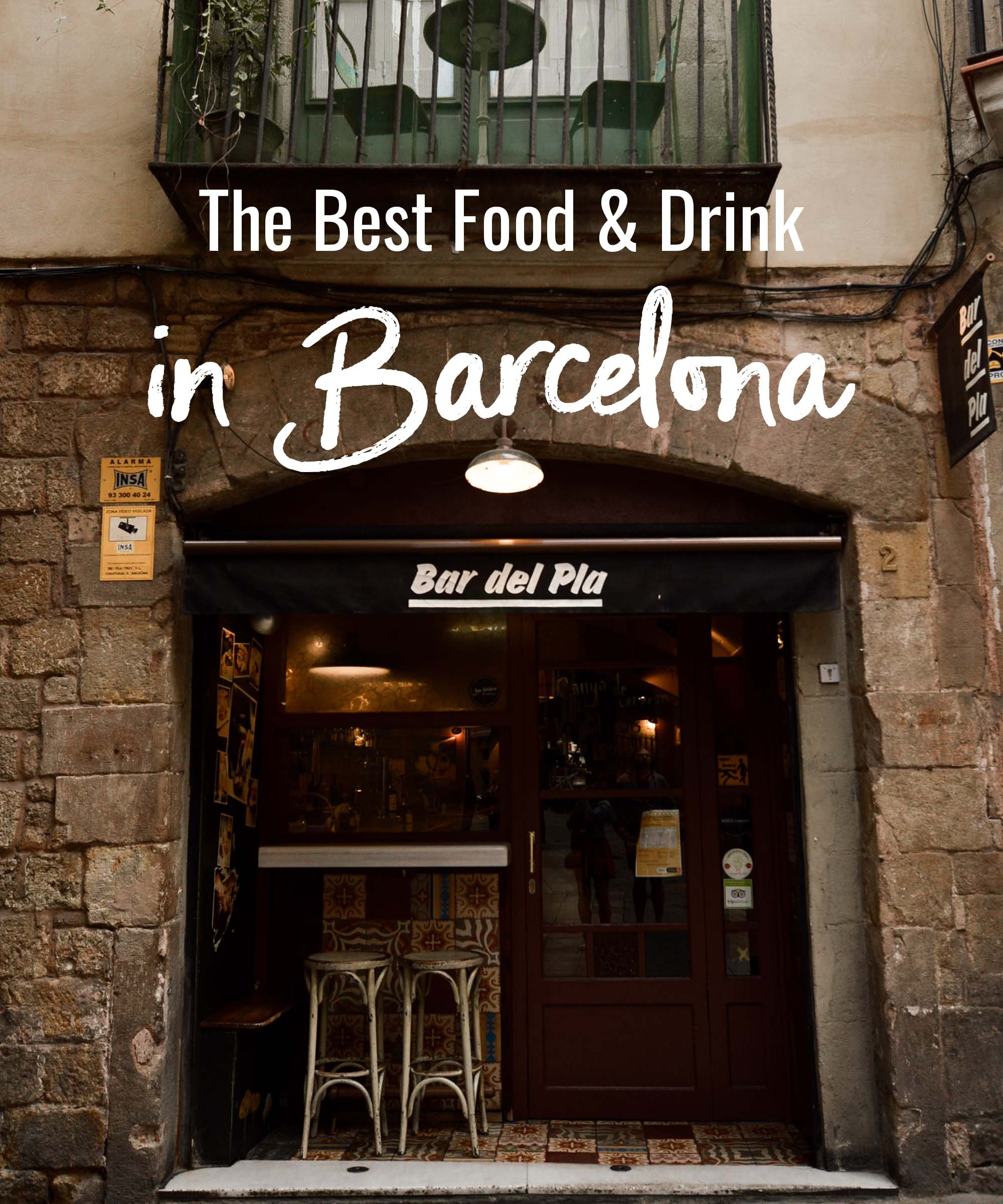 The best food and drink in Barcelona
