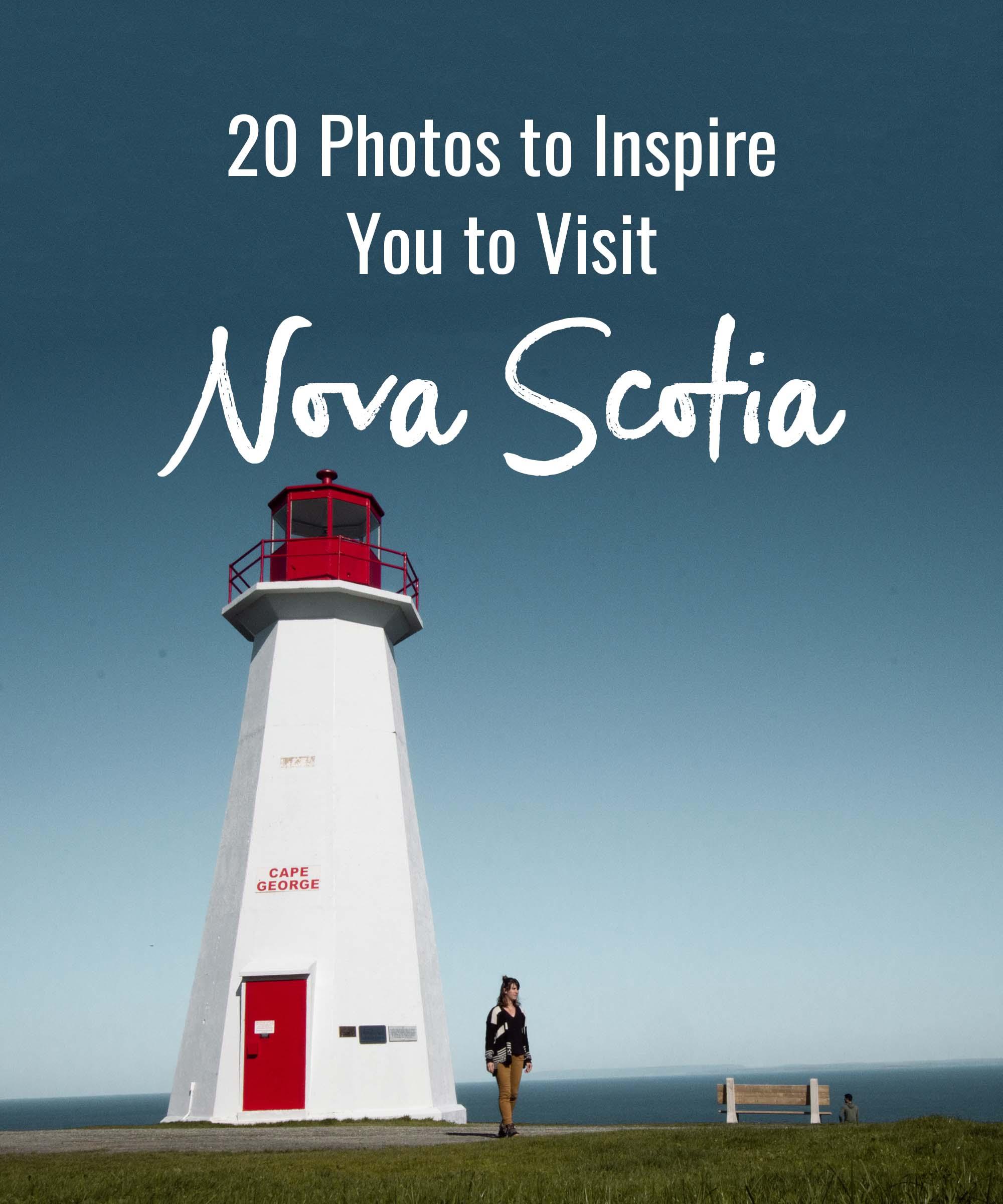 20 photos to inspire you to visit Nova Scotia